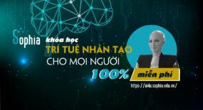 """Khóa học trực tuyến """"Trí tuệ nhân tạo cho mọi người"""" đầu tiên bằng tiếng Việt"""